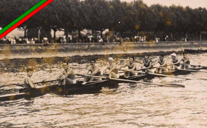Le 8 du rowing 1831