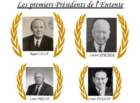 Premiers présidents ENAA