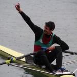 Lucas sciabbarrasci- 2eme en skiff cadet homme