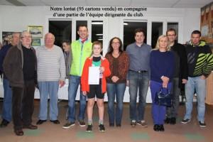 Voeux cub aviron Aix 2015-2