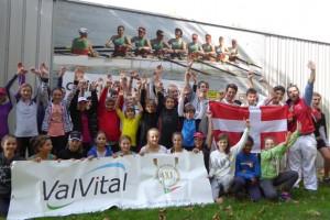 Des jeunes fiers de ramer dans le 1er club savoyard 2015-2