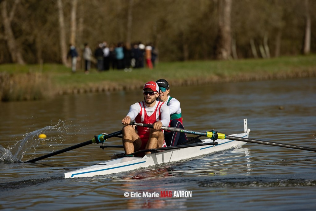 Louis CHAMORAND 1 - Credit Photo Media Aviron